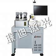Automatically rotating fiber marking machine02