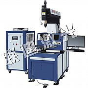 Axis laser welding machine